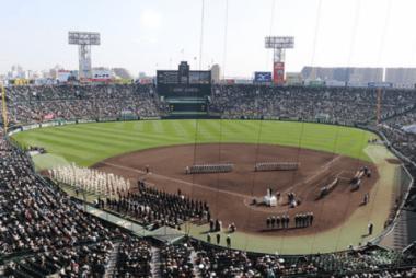 高校野球2019夏日程!各都道府県大会と甲子園開幕はいつ