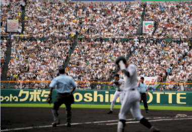 夏の高校野球の観客席、各料金