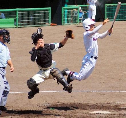 高校野球珍プレー