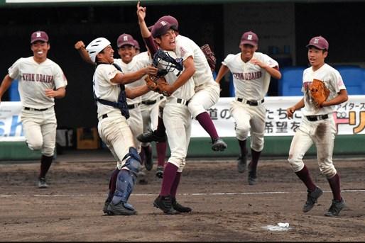 夏の高校野球2019予選優勝校