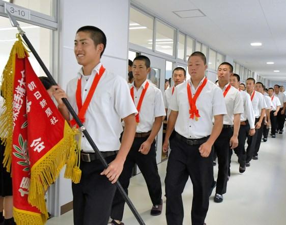 夏の甲子園2019中国代表