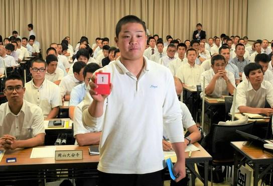 夏の高校野球2019中国組み合わせ