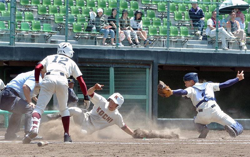 夏の高校野球2018年四国大会組み合わせ