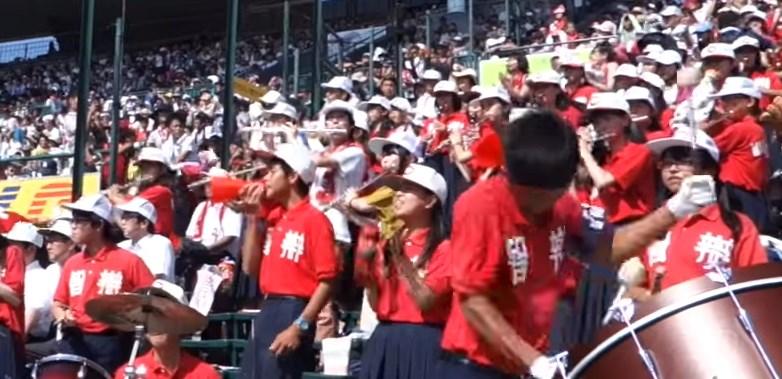 高校野球の応援歌で打順を組んでみた
