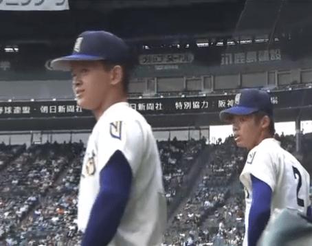 奈良大附属対羽黒試合結果速報 甲子園2018夏1回戦