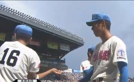 花咲徳栄対横浜の試合結果