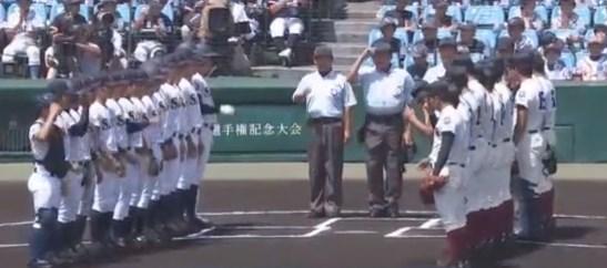 大阪桐蔭対済美の試合結果