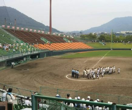 高校野球秋季大会2018年の日程と会場