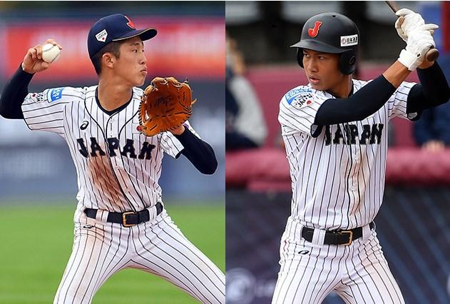 侍ジャパン2018U-18選手