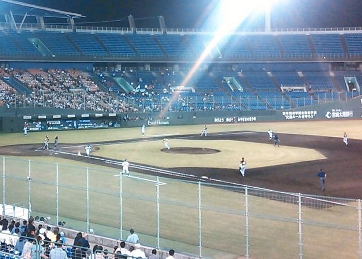 高校野球宮崎 サンマリンスタジアムのアクセスと駐車場