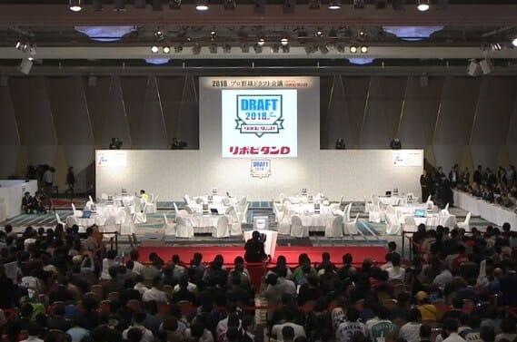 ドラフト会議2018速報