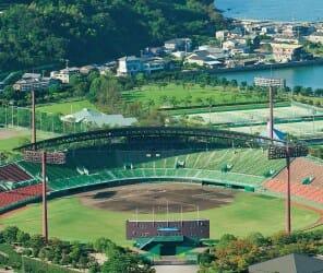 高校野球香川 レクザムスタジアムのアクセスと駐車場